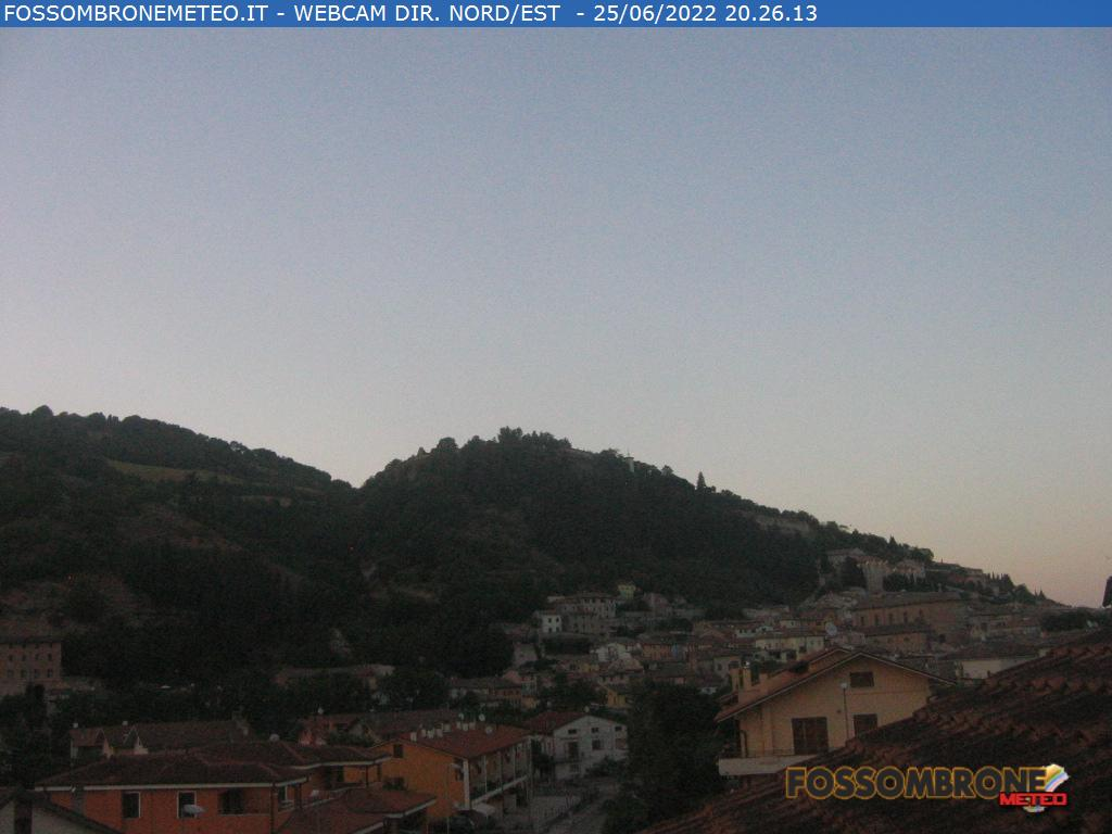 Webcam Fossombrone (Pu)